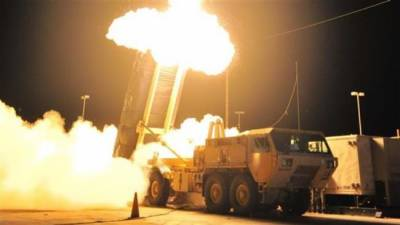 China - South Korea at odds over THAAD missile deployment