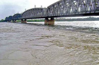 River Indus flood situation