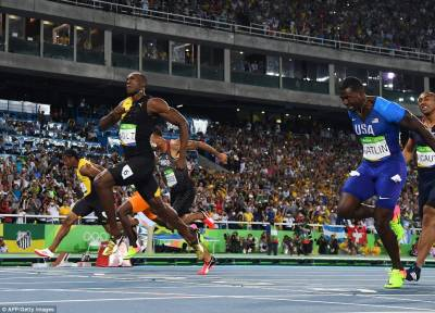 Usian Bolt: World's fastest man makes history at Rio Olympics