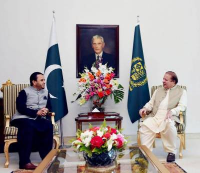 CM Gilgit-Baltistan calls in PM Nawaz Sharif
