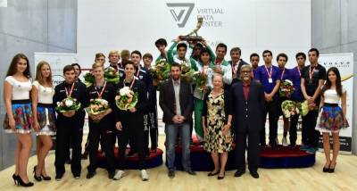 Pakistan wins World Junior Squash championship