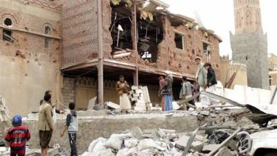 The escalating Yemen conflict: Another failure of UN