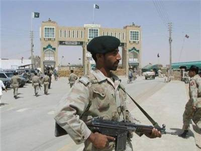 Af-Pak Chaman border sealed after Afghans burnt Pakistan flag