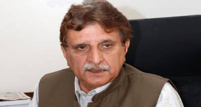 AJK PM gives protest call against Modi's statement