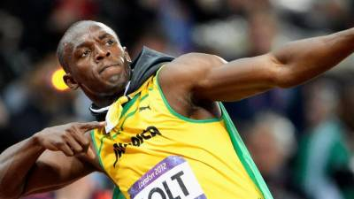Usian Bolt becomes greatest sprinter in the history