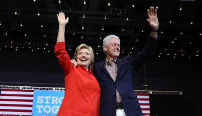 Will Bill Clinton be America's 'first gentleman?