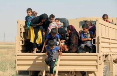 Bomb blast by ISIS in Iraq