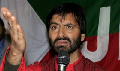India trying to justify civilian killings: JKLF Chairman