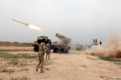 Iraqi Forces takes on major offensive against ISIS