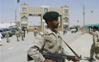 Pak-Afghan border in Chaman remains closed