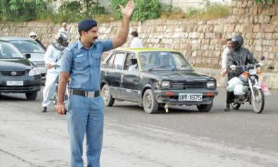 Traffic Warden arrested for having fake challan book and corruption