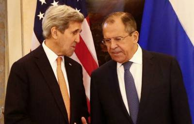 Kerry to hold important discussion with Russian counterpart