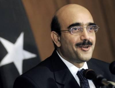 AJK President : Profile of AJK President Masood Khan