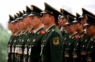 Chinese Military emerge as key Syrian Armed Forces ally