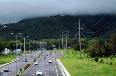 Climate change impacts on capital Islamabad