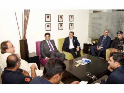 CM Sindh reacts on MQM Chief speech