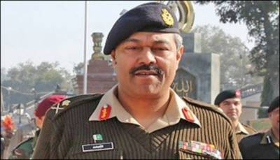 Commander Southern Command speaks of future strategy in Baluchistan