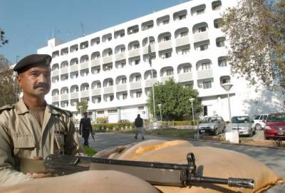 Pakistan Foreign Office weekly brief on August 25