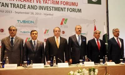 Turkish businessmen express interest in investment in Pakistan