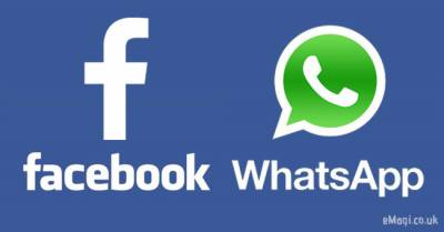 WhatsApp - Facebook new contract