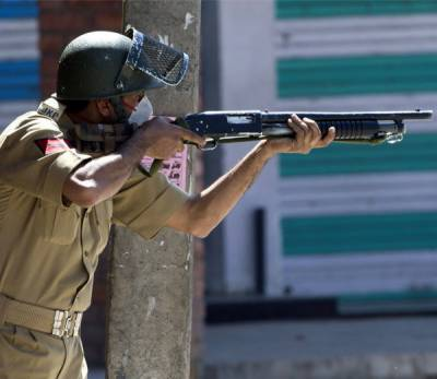 India introduces new lethal weapon in IOK