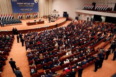 Iraqi defence minister impeached