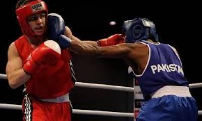 Pakistan Boxing Council major event at Quetta