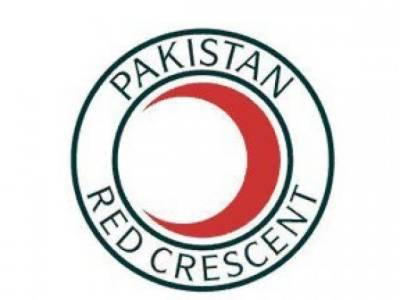 Pakistan Red Crescent (PRC) reorganisation stressed