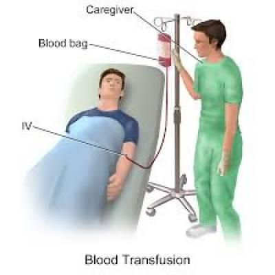 Blood Transfusion Center established in Peshawar
