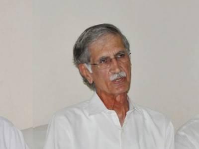 KPK CM speaks of his government performance