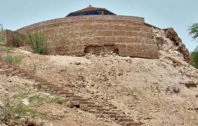 Qasim Fort: National Heritage awaits government attention