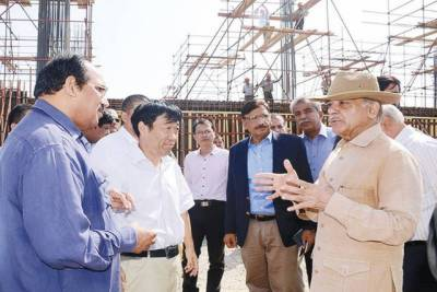 Sahiwal Coal Power Project: Chinese delegation discussion with CM