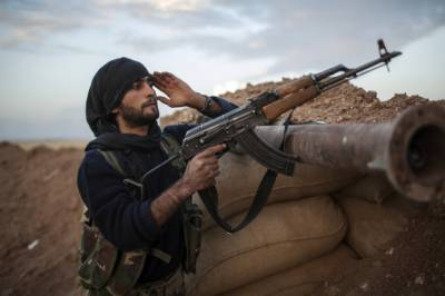 US - Turkey at loggergeads over Kurds Militia