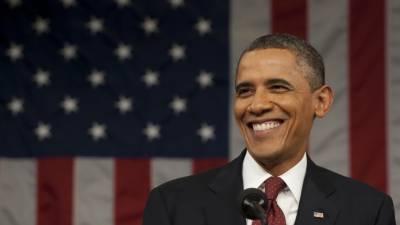 Barack Obama's unique literary distinction as US President