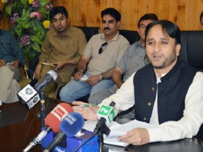 CPEC Harbinger of prosperity seminar in Gilgit ; CM Gilgit address