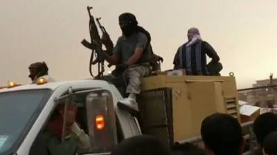 ISIS gets a blow in Syria's Aleppo