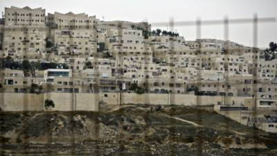Israel approves hundreds of new settlements in Palestinian territory: watchdog