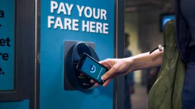 New method NFC introduced to pay via mobile phones