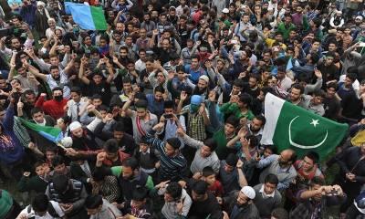 Thousands attend freedom rallies across Indian occupied Kashmir