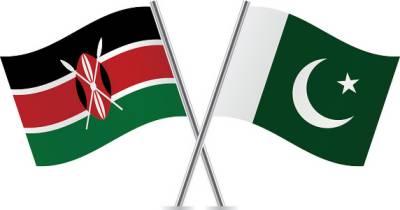 Pak-Kenya to explore FTA for one billion dollar bilateral trade