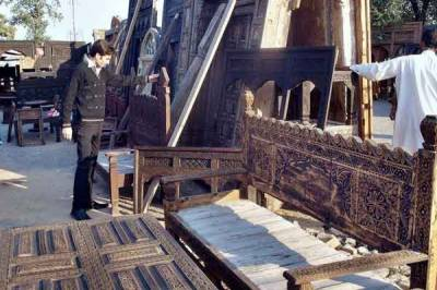 Pakistani businessmen invited to U.S. Woodworking Trade Show