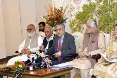 Finance Minister reiterates government offer to opposition