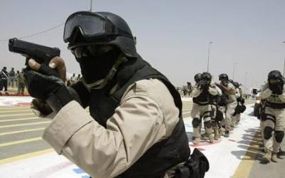 ISIS deadly attack on Iraqi security forces