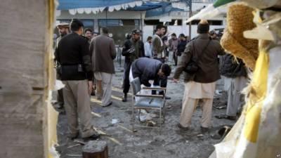 Mardan suicide blast: Update
