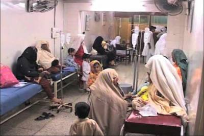 Paediatric referral system in Punjab Hospitals