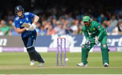 Pakistan vs. England 4th ODI scorecard