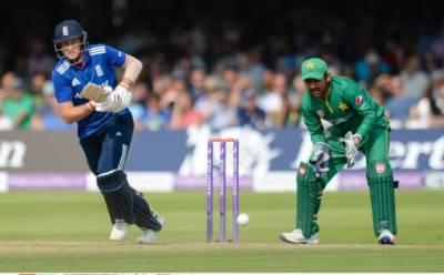 Pakistan vs. England 4th ODI scorecard