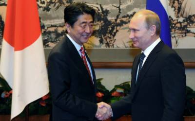 Russia-Japan on mission of mending bilateral ties