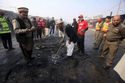 Suicide bombers with arms killed in an encounter