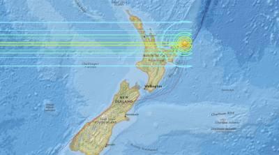 Tsunami threat alert issued in New Zealand